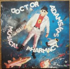 Dr. Adamski's Musical Pharmacy by Adamski (Adam Tinley) (CD, Dec-1990, MCA)