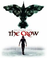 The Crow 4K remastered Special Edition Blu-ray JAPAN