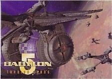 BABYLON 5   TV SERIES   BASE / BASIC SET OF CARDS CHOOSE WHICH SERIES BY SKYBOX