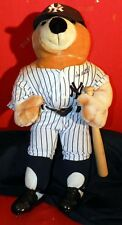 N Y YANKEE DON MATTINGLY AUTOGRAPHED NY YANKEE TEDDY BEAR LIMITED EDITION