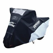 Oxford Rainex Waterproof Outdoor Motorcycle Cover XL Motorbike Rain & Dust