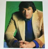 ROBERT URICH ACTOR DECEASED SIGNED AUTOGRAPHED 8X10 PHOTO