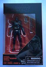 STAR WARS Black Series Rogue One Imperial Death Trooper 3.75 Walmart Exclusive