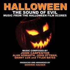Halloween The Sound of Evil Dominik Hauser Audio CD