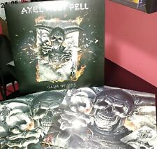 "doble lp ""game of sins"" de axel rudi pell"