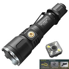 Klarus XT12S Rechargeable Flashlight -1600Lm -Battery Included w/Free NU05 Kit