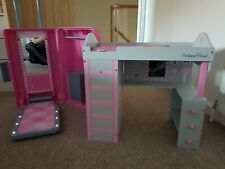More details for chad valley design a friend wooden bedroom & pink wheelie case collection only