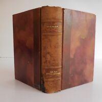 Henri TROYAT roman Le sac et la cendre 1948 Table Ronde Paris France N4363