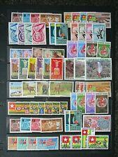 Togo Collection of 56 UM Sets. Cat £226.