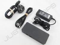 Dell D1000 Doppelt Video USB 3.0 Dockingstation Voll HD Inc PSU 7C9KY 452-BCCM