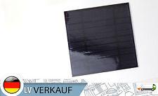 2,5Watt 5V 500mA 13x15cm Epoxid Solarzelle Solar modul Solarpanel f. Arduino DIY