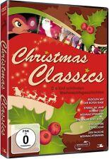 CHRISTMAS CLASSICS Weihnachtsfilme RUDOLPH MIT DER ROTEN NASE Weihnachtsmann DVD