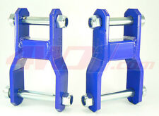 FRONT EXTENDED SHACKLES FOR SUZUKI SIERRA