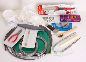 Stained Glass Tools and Supplies - Lead Light Tool Kit