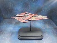 Narn Heavy Cruiser plastic & resin model kit ( 3FF )