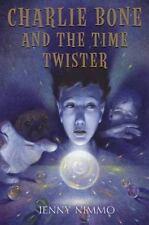 VGD Charlie Bone & the Time Twister - Nimmo (03) TRD PB