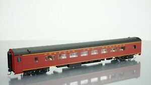 Walthers PS 64 Seat Coach Norfolk & Western SMOOTH HO scale