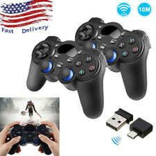 For Sony Playstation 3 PS3 Black Wireless Bluetooth Video Game Controller