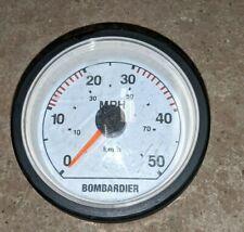 Sea doo 1999 speedster SK MPH speedo speedometer gauge gage display 204470316