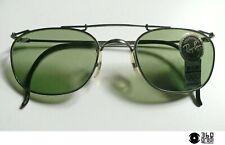 B&L Ray-Ban USA Deco Metals silver occhiali da sole vintage 1990s (small)