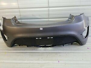 2012 -2017.  Hyundai   Veloster  Turbo  Rear Bumper Cover W/Sensors  hole  OEM