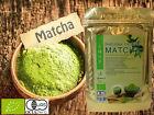 80/160g Shizuoka Uji Proved Certified Organic Matcha Green Tea/Matcha Latte