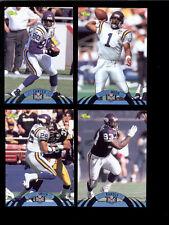 1995 EXP Minnesota Vikings Set WARREN MOON CRIS CARTER JOHN RANDLE ROBERT SMITH