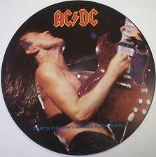 AC/DC, que es la forma que quiero Rock N Roll, nuevo/menta imagen disco 12 in (approx. 30.48 cm) solo