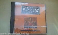 CD--DIE KLASSIK SAMMLUNG --J S BACH -ALBUM