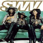 Release Some Tension by SWV (CD, Aug-1997, RCA)