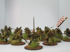 Bolt Action Japenese Infantry Professionally painted, 28mm wargaming.