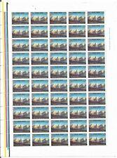 1975 Nepal - Mt. Ganesh Himal - Full Sheet - Mint and Never Hinged.