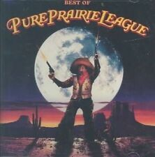 The Best of Pure Prairie League by Pure Prairie League (CD, Aug-1995, Mercury Nashville)