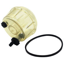 Fuel Water Separator Bowl for Racor S3225 S3226 S3207 S3238 Series Fuel Systems
