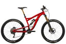 2017 Diamondback Mission Pro Mountain Bike Medium Aluminum Shimano XT Fox