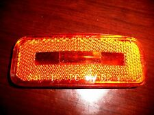 AMBER MARKER LIGHT GLO BRITE 126R/Y *LENS ONLY*