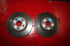 2000-2005 TOYOTA CELICA GT GT-S FRONT BRAKE ROTORS PAIR LEFT & RIGHT SIDE 3184