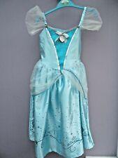 Disney Princess Cinderella Fancy Dress Costume Age 5-6 Years