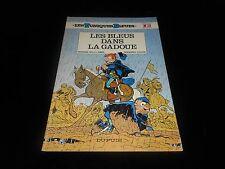 Cauvin / Lambil : Les tuniques bleues 13 : Les bleus dans la gadoue EO 1978