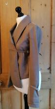 Pinko Ovine (sheep) leather and cotton jacket