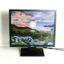 "ACER V193 19"" TFT LCD MONITOR 1280x1024 DVI VGA GRADE A  24H DELIVERY"