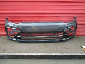 2018 2019 2020 VOLKSWAGEN TIGUAN R LINE FRONT BUMPER COVER USED