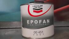 INDURITORE EPOFAN HARDENER FAST LECHLER 00 451 ( 00451 )   L0000451L0.5  500ml