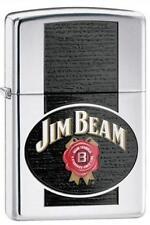 Zippo 28071 jim beam logo chrome Lighter