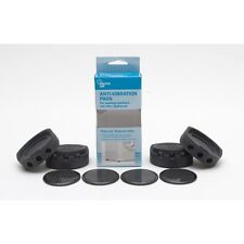 Anti Vibration Pads for Washing Machines & Appliances - Noise Reduction