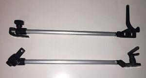 CARAVAN - WINDOW STAY – 230 mm Tube Stay- Lever lock – Screw Fix – 9001580000PK