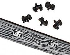 Zenner 30 Schienenstühle zur Reparatur von Spur G Gleisen, Spur II, Spur 2
