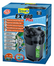 Aquarium External Filter Canister Fish Tank Water Pump Tetra EX 800 plus w/ Acce