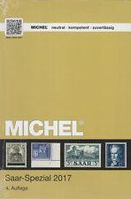 Michel Katalog Saar Spezial 2017 - 4. Auflage