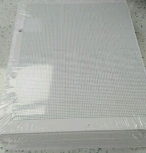 500 Sheets Graph Paper size 226mmx178mm 2/10/20 Ruling